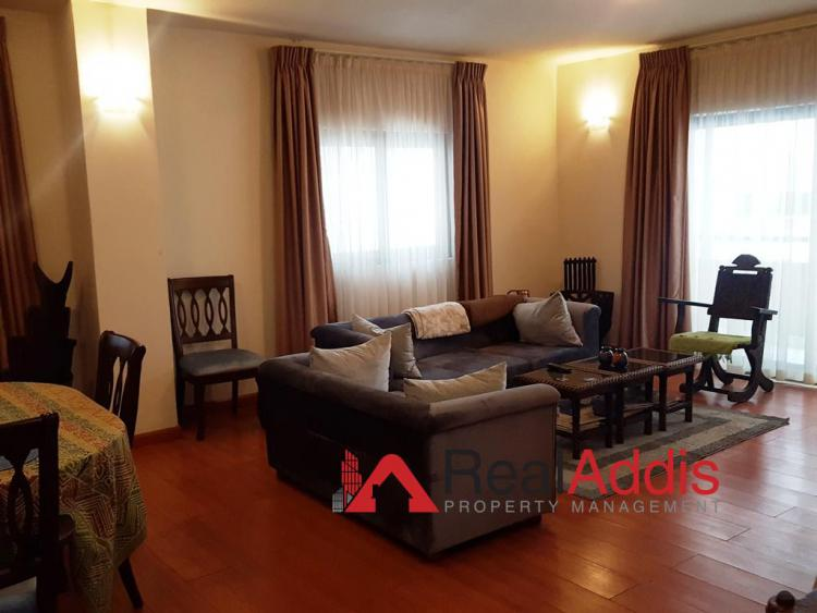 2 Bed Apartment, Kazanchis, Kirkos, Addis Ababa, Flat for Rent