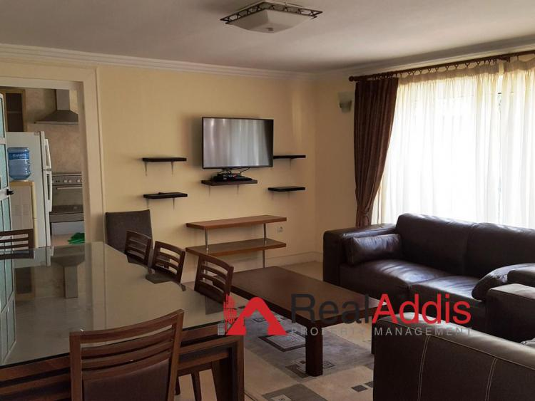3 Bedroom House, Meskel Flower, Kirkos, Addis Ababa, House for Rent