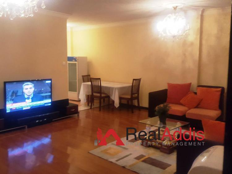 2 Bedroom Apartment, Bole, Addis Ababa, Flat for Rent