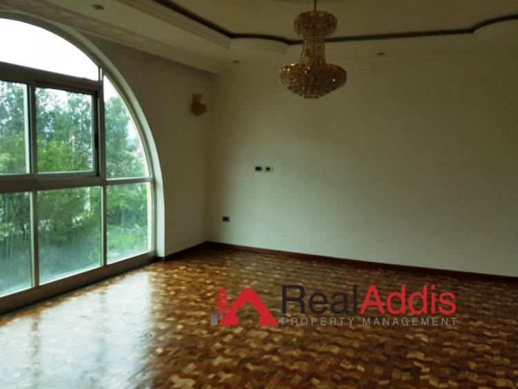 5 Bedroom House, Bisrate Gebriel (old Airport), Bole, Addis Ababa, House for Rent