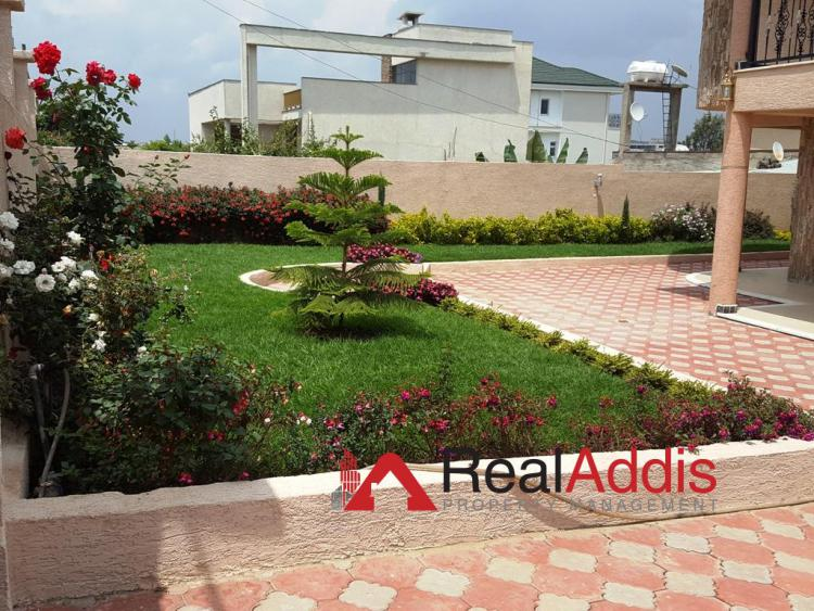 4 Bedroom House, Ayat, Bole, Addis Ababa, House for Rent