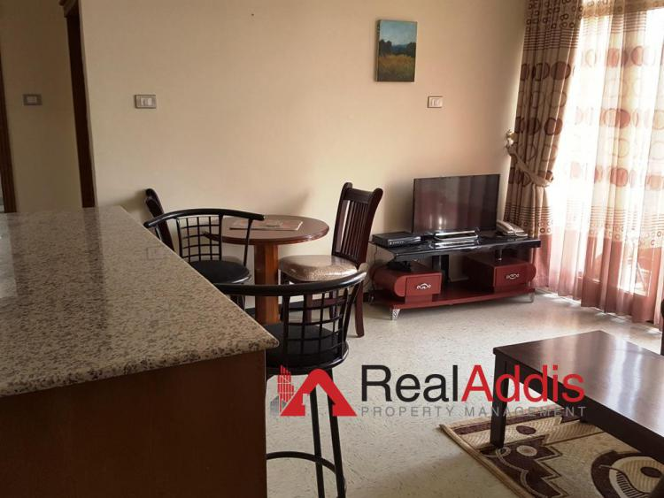 1 Bed Apartment, Urael, Bole, Addis Ababa, Flat for Rent