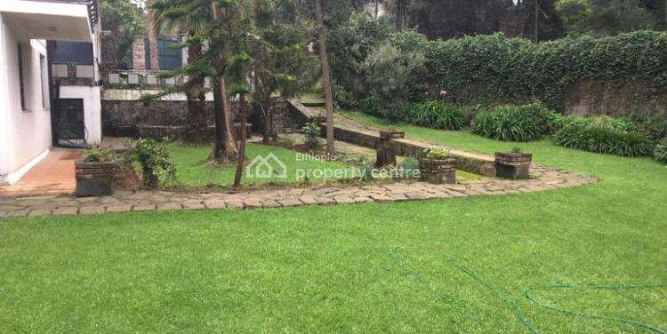 Villa House with a Big Garden!!, Addis Abeba University, Bole, Addis Ababa, Detached Bungalow for Rent