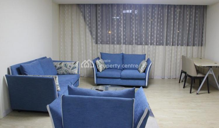 Two-bedroom Furnished Apartment, Meskel Flower, Bole, Addis Ababa, Flat for Rent