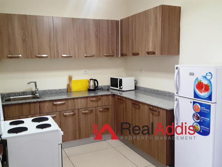 2 Bed Apartment, Bole, Addis Ababa, Flat for Rent